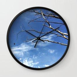 Bird as Prophet Wall Clock