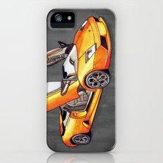 Orange Bull iPhone (5, 5s) Slim Case