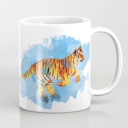 Tiger Cub Coffee Mug