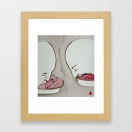 Oh Pica (06) Framed Art Print