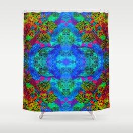 LSD Flower Shower Curtain