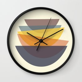 Have some bowls Wall Clock