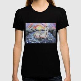 Llama Ness Monster T-shirt