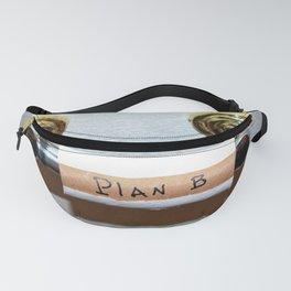 Toilet paper plan B. Fanny Pack