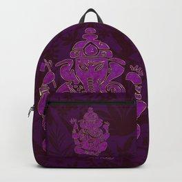 Ganesha Elephant God Backpack