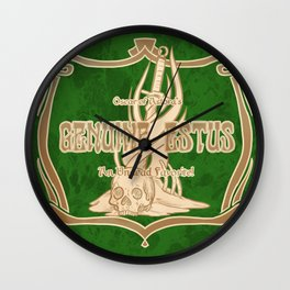 An Undead Favorite Wall Clock