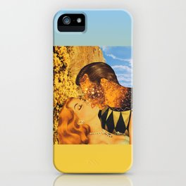 Implosion  iPhone Case