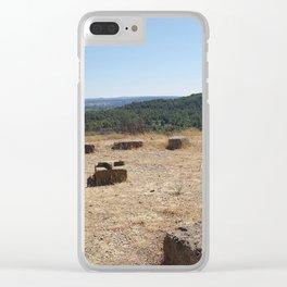 Beautiful Landscape Clear iPhone Case
