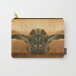 The greatest great gray of them all Carry-All Pouch