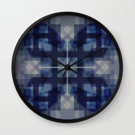 Transcendent Metamorphosis Wall Clock