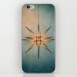 chrismas iPhone Skin