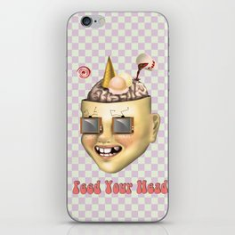 Pokerface iPhone Skin