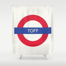 Toff   TFL Shower Curtain