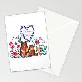 Mother's Day Mama Beare Stationery Cards