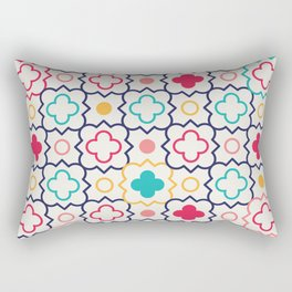 Cute Eastern Pattern Rectangular Pillow