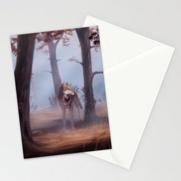 Cocked To The Undertow Stationery Cards