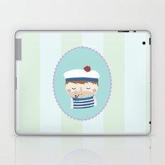ship's boy Laptop & iPad Skin
