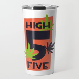 High Five Travel Mug