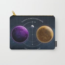 Space-Age Mariner: Venus Carry-All Pouch