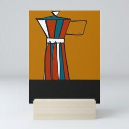 Beloved moka Mini Art Print