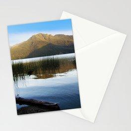 Lake Crescent I Stationery Cards