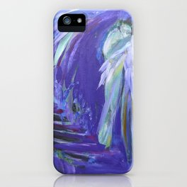 The Embrace iPhone Case