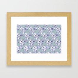 Lilium Speciosum Framed Art Print