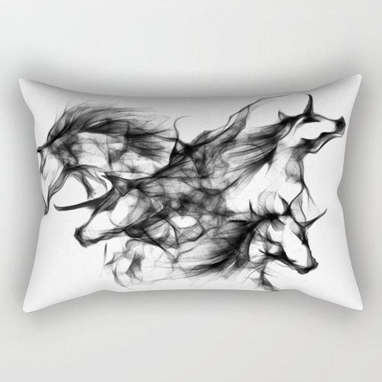 cool sketch 131 Rectangular Pillow