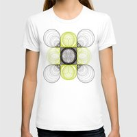 lee pace T-shirts featuring spirals pace by Gaspart