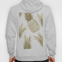Gold Pineapple Party Hoody