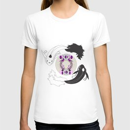 Yin and Yang (with ornamentation) T-shirt