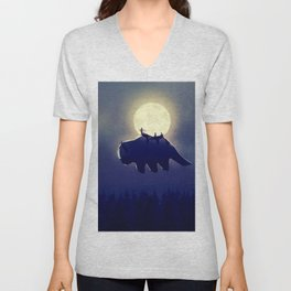 The End of All Things - Night Version Unisex V-Neck