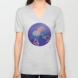 Jellyfish Dance Unisex V-Neck