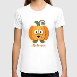Halloween Little Orange Pumpkin T-shirt