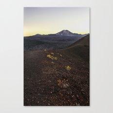 Lassen Volcanic National Park Canvas Print