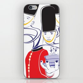 UK - by thisisstupid iPhone Skin