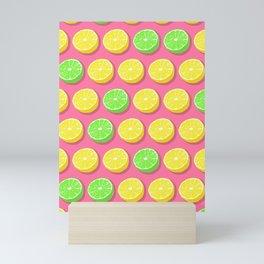 Lemons and Limes Mini Art Print
