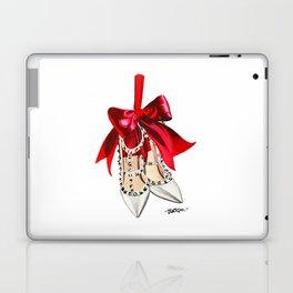 Rock Studs Shoes Laptop & iPad Skin