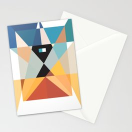 Deconstruct Ned Kelly Stationery Cards