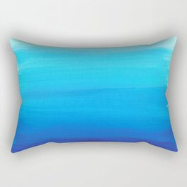 Blues No. 1 Rectangular Pillow