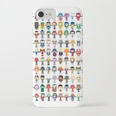 THE ULTIMATE 'AVENGER'S' ROBOTIC COLLECTION iPhone 7 Slim Case