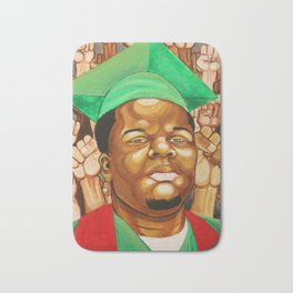 the Legacy of Mike Brown Bath Mat