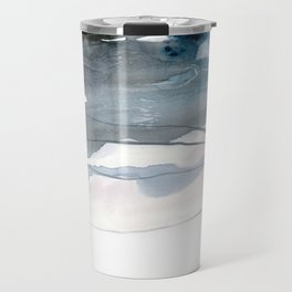 dissolving blues 2 Travel Mug