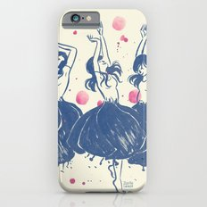Dancing Poppies Slim Case iPhone 6s