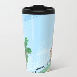 North Beach, Miami Travel Mug