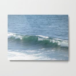 Billow Metal Print