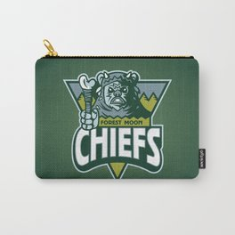 Forest Moon Chiefs - Green Carry-All Pouch