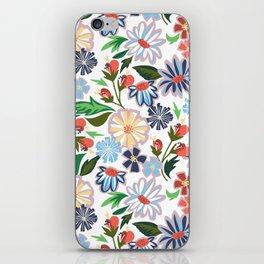 Springtime Floral iPhone Skin