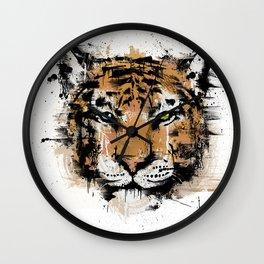 Mushin (no mind) Wall Clock