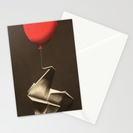 99 Red Ballons Stationery Cards